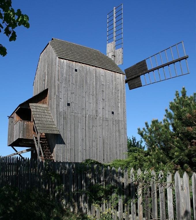 b794652db71 Větrný mlýn - Oficiální stránky Města Klobouky u Brna